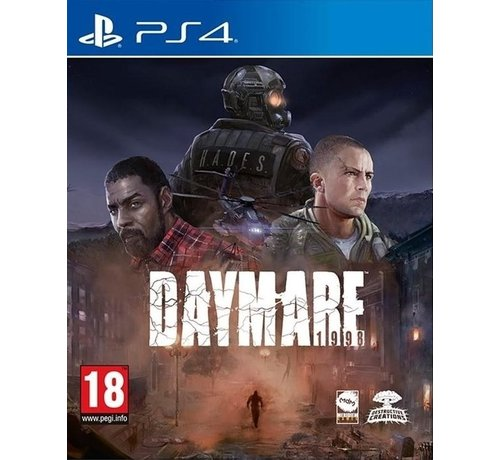All in! Games PS4 Daymare 1998 kopen