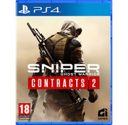 CI Games PS4 Sniper Ghost Warrior: Contracts 2