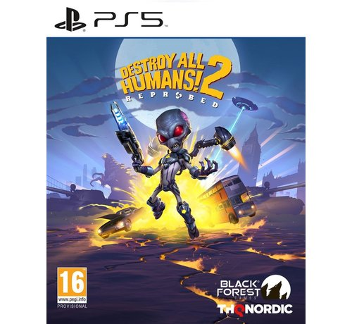 Thq Nordic PS5 Destroy All Humans 2: Reprobed kopen