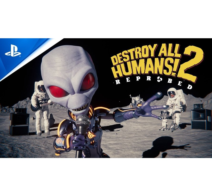 PS5 Destroy All Humans 2: Reprobed kopen