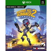 Thq Nordic Xbox One/Series X Destroy All Humans 2: Reprobed