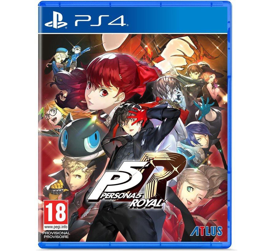 PS4 Persona 5 Royal kopen