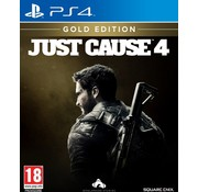 Square Enix PS4 Just Cause - Gold Edition
