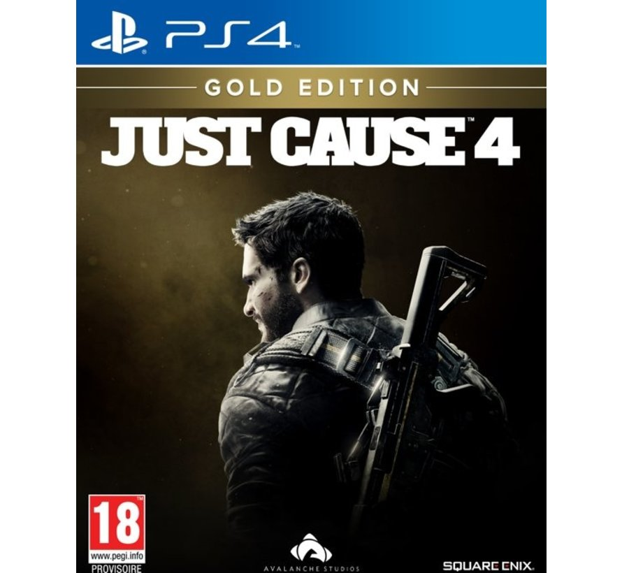 PS4 Just Cause - Gold Edition kopen