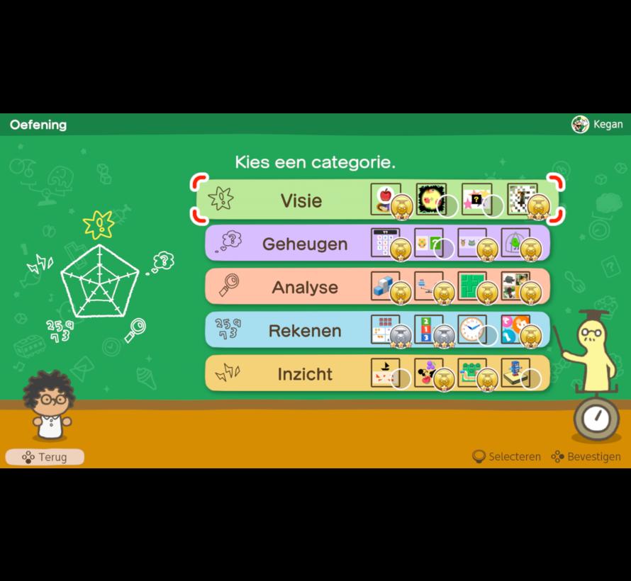 Nintendo Switch Big Brain Academy: Knappe Koppen kopen