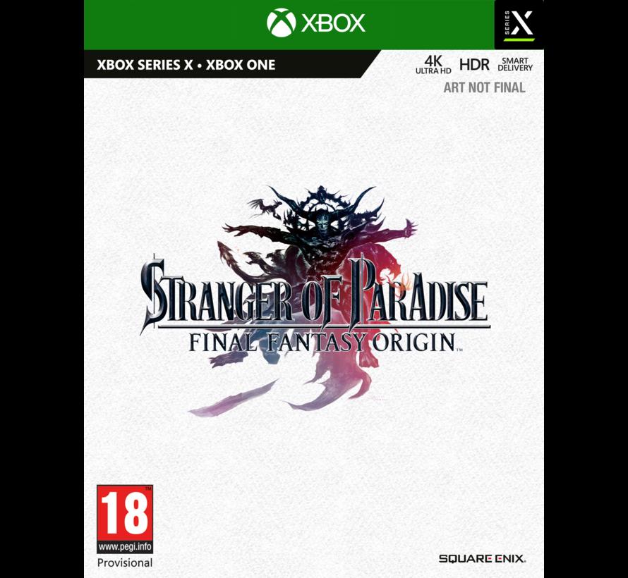 Xbox One/Series X Stranger of Paradise: Final Fantasy Origin kopen