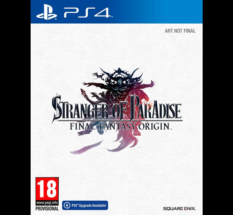 PS4 Stranger of Paradise: Final Fantasy Origin kopen