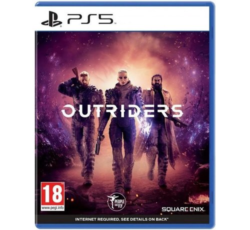 Square Enix PS5 Outriders