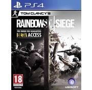 Ubisoft PS4 Tom Clancy's Rainbow Six: Siege
