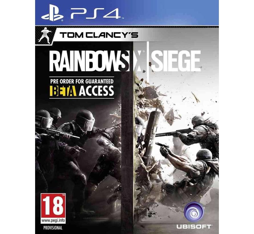 PS4 Tom Clancy's Rainbow Six: Siege