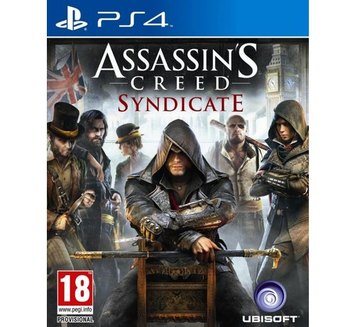 Ubisoft PS4 Assassin's Creed Syndicate kopen