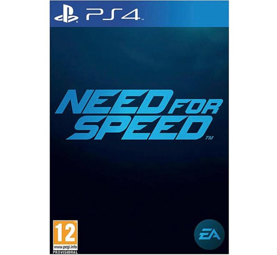 PS4 Need For Speed 2015