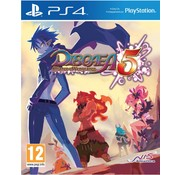 NIS America PS4 Disgaea 5: Alliance of Vengeance