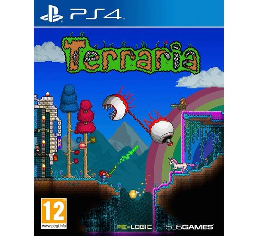 505 Games PS4 Terraria kopen