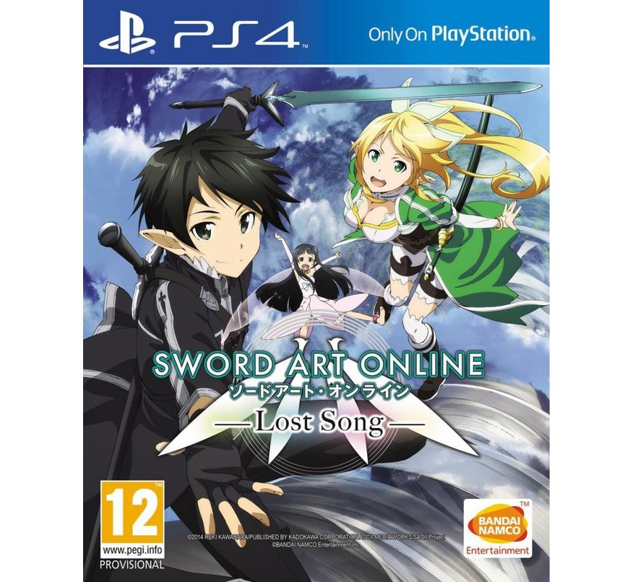 PS4 Sword Art Online: Lost Song kopen