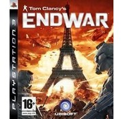 Ubisoft PS3 Tom Clancy's EndWar (End War)