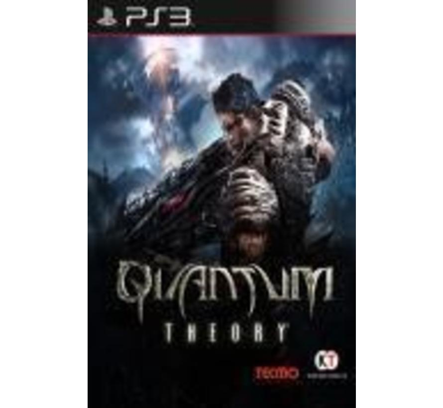PS3 Quantum Theory