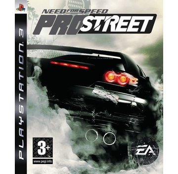EA PS3 Need For Speed ProStreet