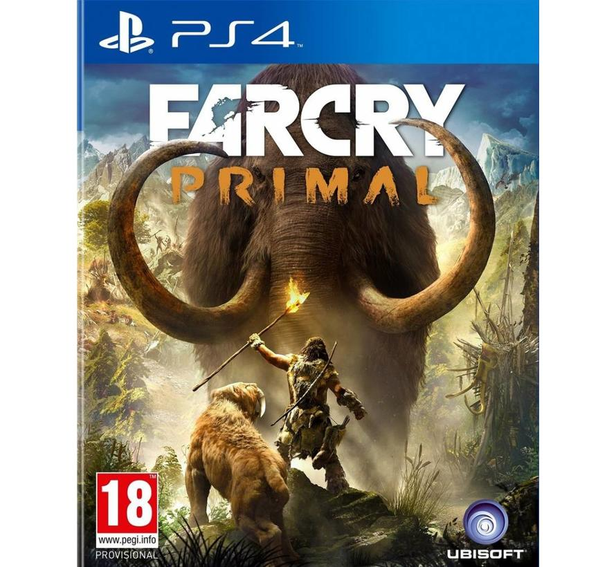 PS4 Far Cry: Primal