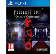 Capcom PS4 Resident Evil Origins Collection