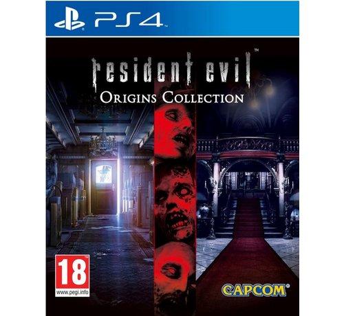 Capcom PS4 Resident Evil Origins Collection kopen