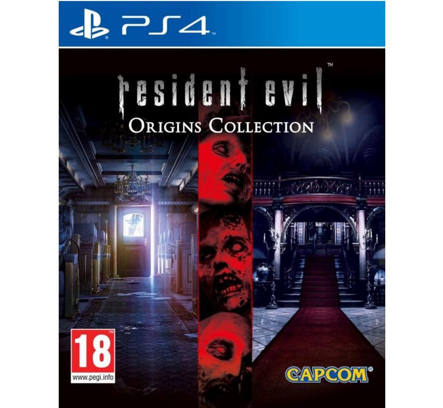 PS4 Resident Evil Origins Collection kopen