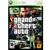 Take Two Xbox 360 Grand Theft Auto IV (GTA 4)