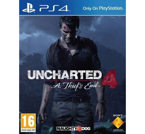 Sony PS4 Uncharted 4: A Thief's End kopen
