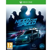 EA Xbox One Need For Speed 2015