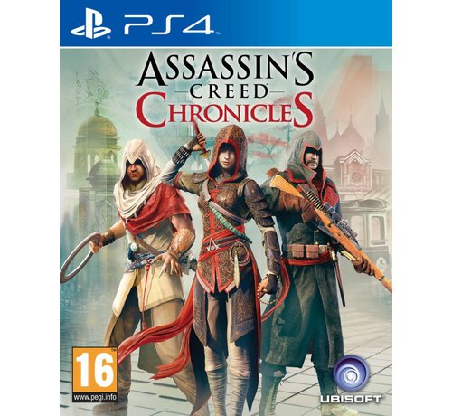 Ubisoft PS4 Assassin's Creed: Chronicles