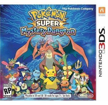 Nintendo 3DS Pokemon Super Mystery Dungeon