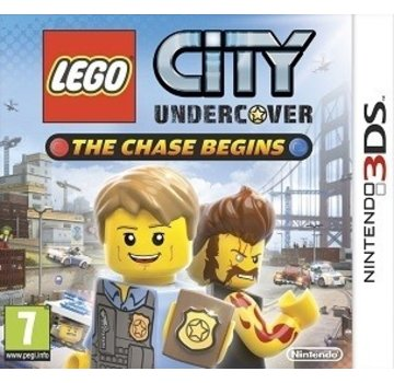Warner 3DS LEGO City: Undercover - The Chase Begins