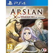 KT PS4 Arslan: The Warriors of Legend