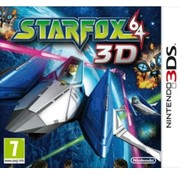 Nintendo 3DS StarFox 64 3D