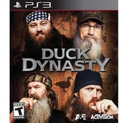 Activision PS3 Duck Dynasty