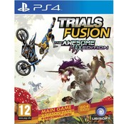 Ubisoft PS4 Trials Fusion The Awesome Max Edition