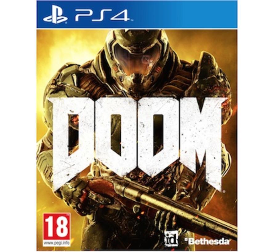 PS4 DOOM kopen