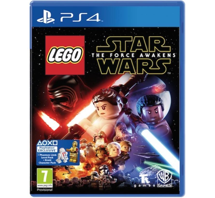 PS4 LEGO Star Wars: The Force Awakens kopen