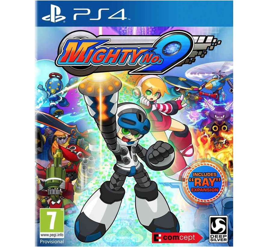 PS4 Mighty No 9