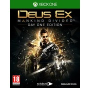 Square Xbox One Deus Ex: Mankind Divided Day One Edition