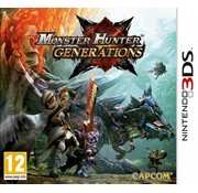Nintendo 3DS Monster Hunter: Generations