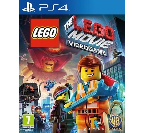 Warner PS4 LEGO The Movie Videogame