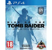 Square PS4 Rise Of The Tomb Raider: 20 Year Celebration