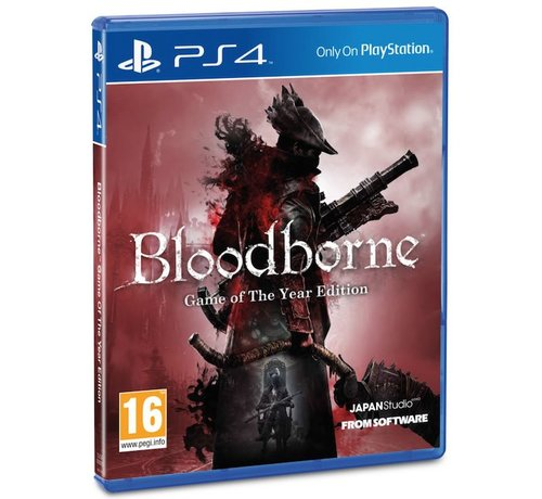 Sony PS4 Bloodborne Game Of The Year Edition kopen