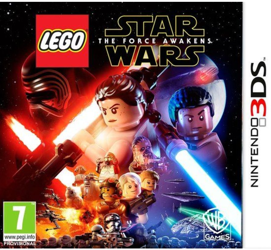3DS LEGO Star Wars: The Force Awakens