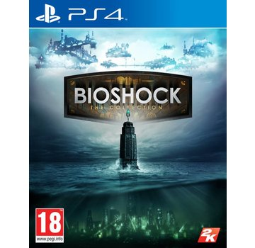 Take Two PS4 Bioshock: The Collection
