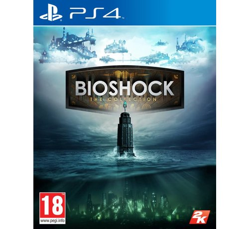 Take Two PS4 Bioshock: The Collection kopen