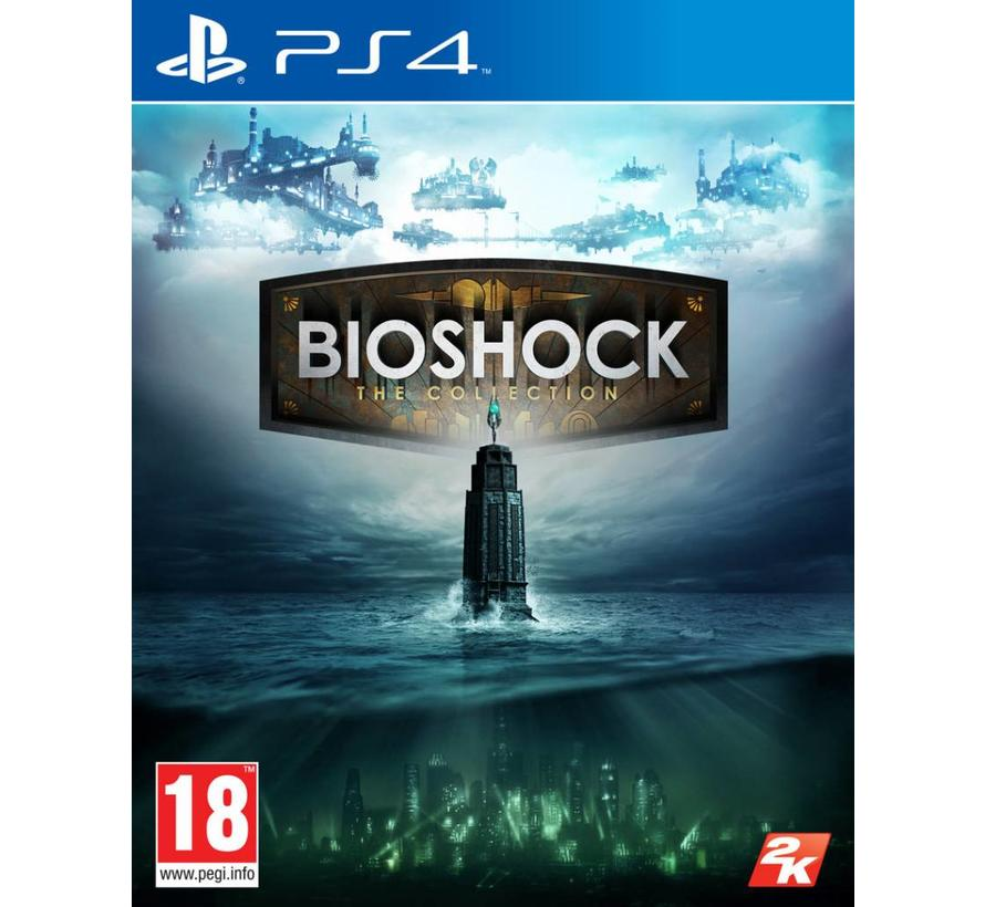 PS4 Bioshock: The Collection kopen