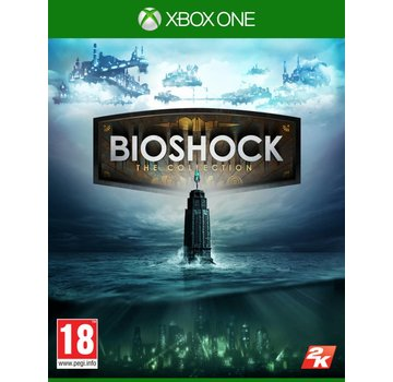 Take Two Xbox One Bioshock: The Collection