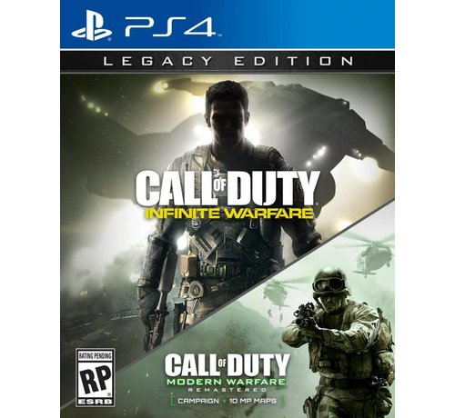 Activision PS4 Call of Duty: Infinite Warfare - Legacy Edition kopen